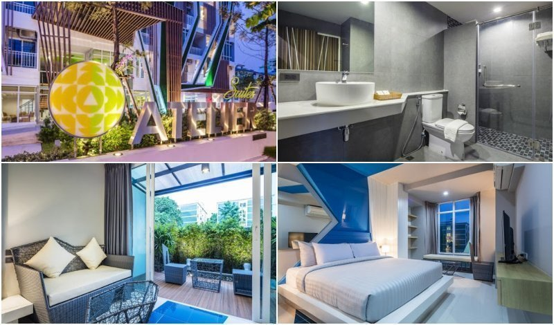 Atelier Suites Bangkok