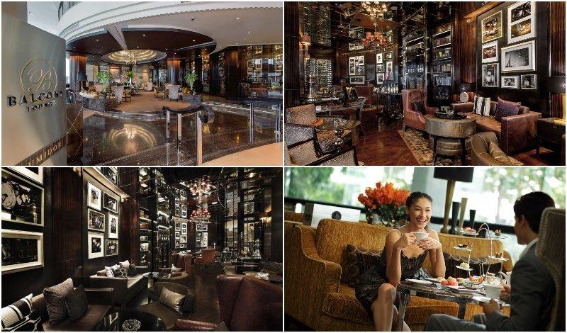 Balcony Lounge & Humidor Cigar Bar at InterContinental Bangkok (Pathum Nam)