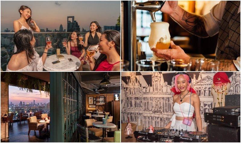 Belga Rooftop Bar & Brasserie (Sukhumvit 11)