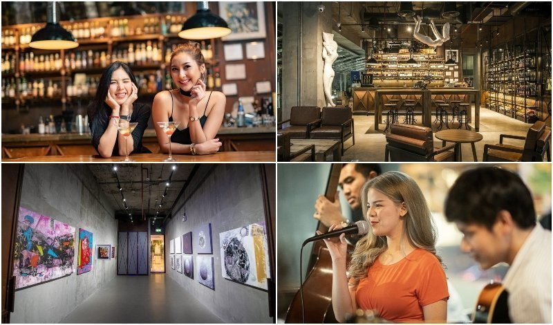 DUKE Contemporary Art Space at Gaysorn (in Pathum Wan District)