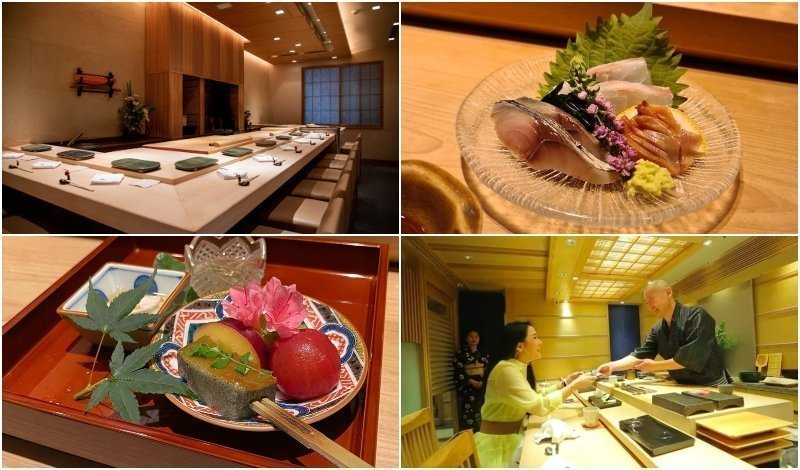 Ginza Sushi Ichi (PathumNam)