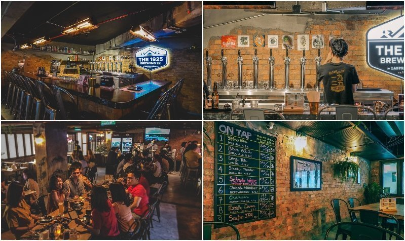 The 1925 Brewing Co. @ Ladprao Hills (in Chatuchak)