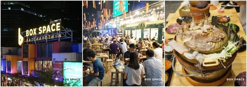 Box Space Ratchayothin Night Market