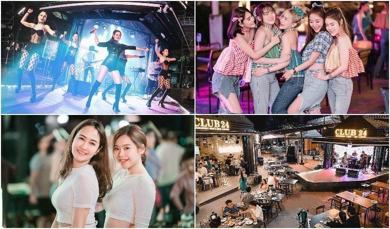 The Club24 Bangkok girls