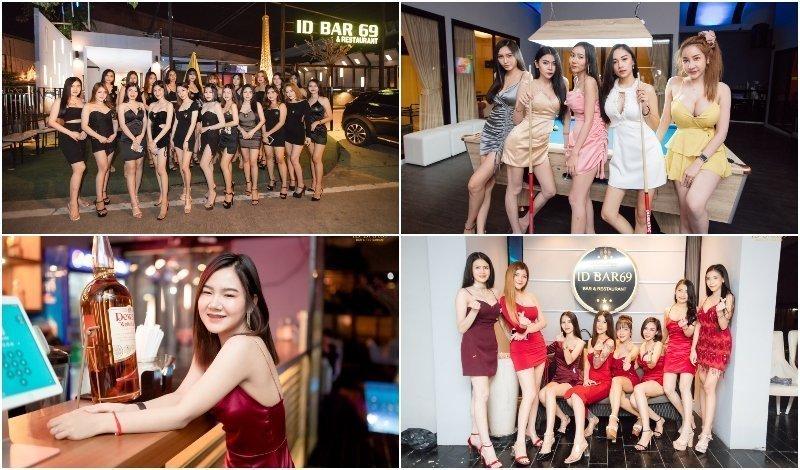 ID Bar69 girls (in Bang Kapi District)