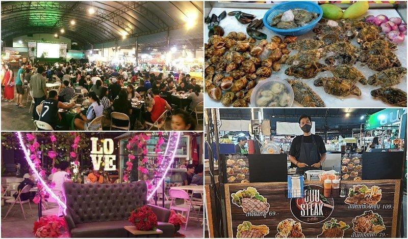 MahadThai Market