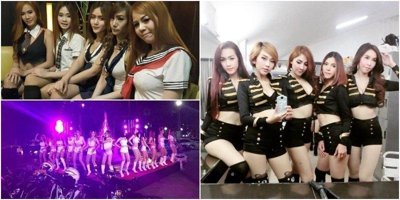 sexy girls in Saphan Kwai
