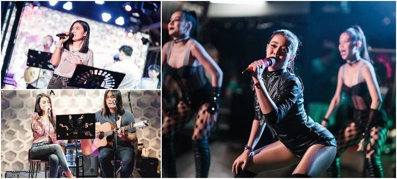 hot thai girls singing