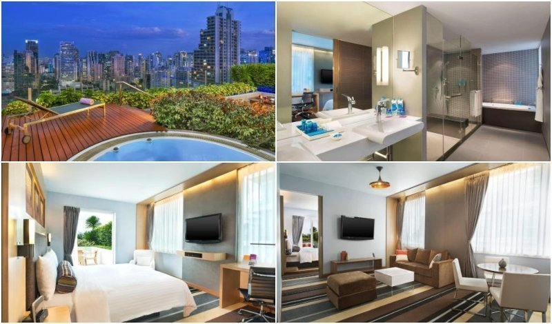 Savvy Suite at Aloft Bangkok Sukhumvit soi 11
