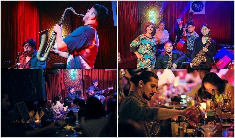 FooJohn Jazz Club