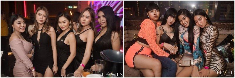 LEVELS CLUB girls