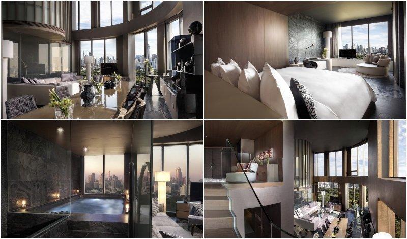SO VIP Duplex Suite at SO Sofitel Bangkok