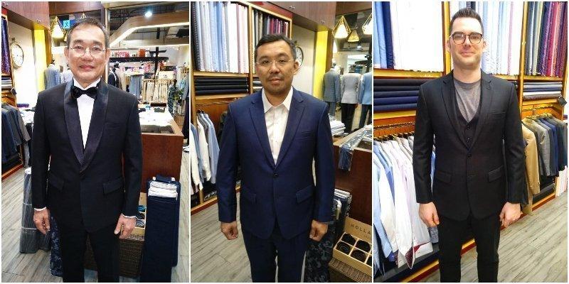 Sam Cerruti Custom Tailor