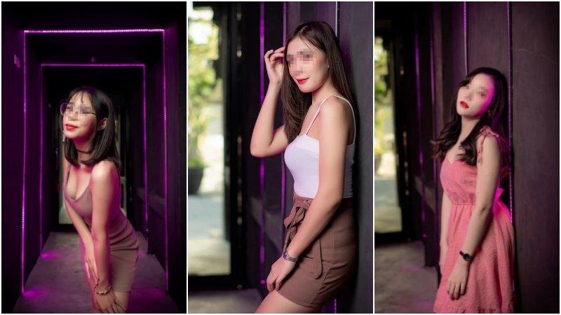 Thai girls of 7 Heaven Bangkok blowjob bar in Sukhumvit soi 33