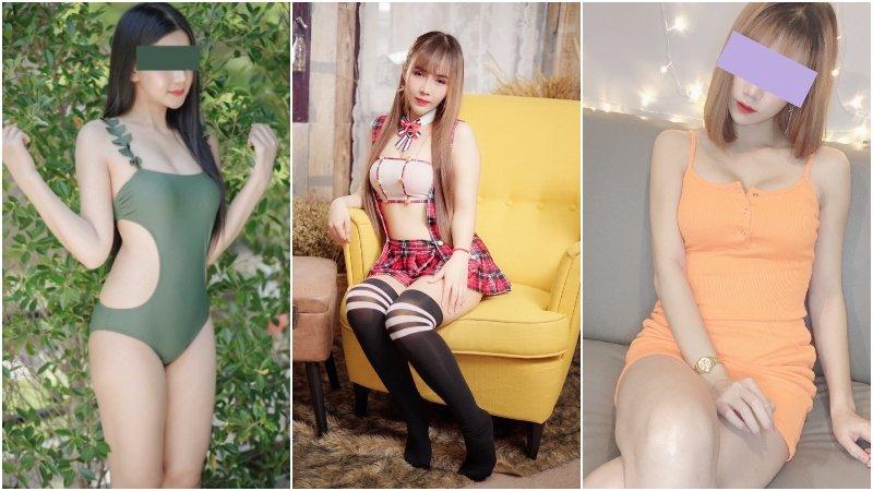 Beautiful Thai girls at happy ending massage parlor in Bangkok
