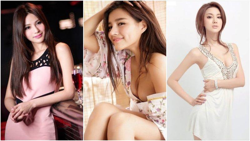 Thai girls from Annie's Model Massage in Bangkok wearing lingerie