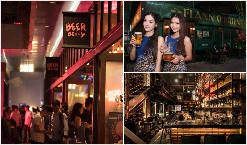 bars in Thonglor