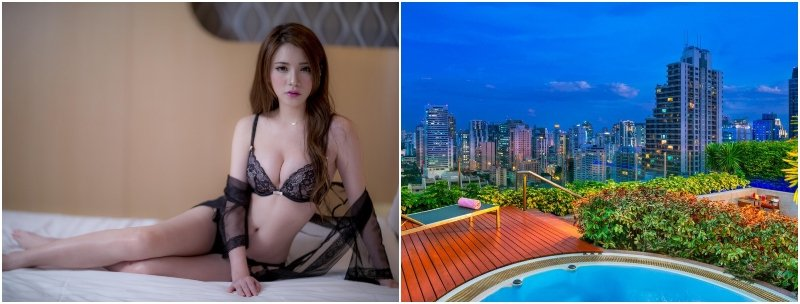 Hotels in Bangkok for Party Goers