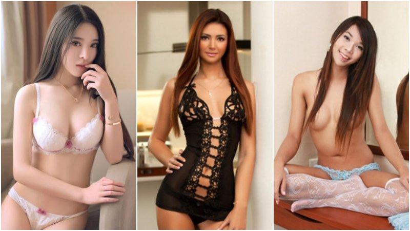 Beautiful models from International Models Massage in Bangkok
