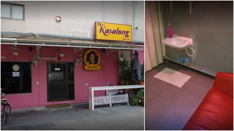 Kasalong blowjob bar in Bangkok