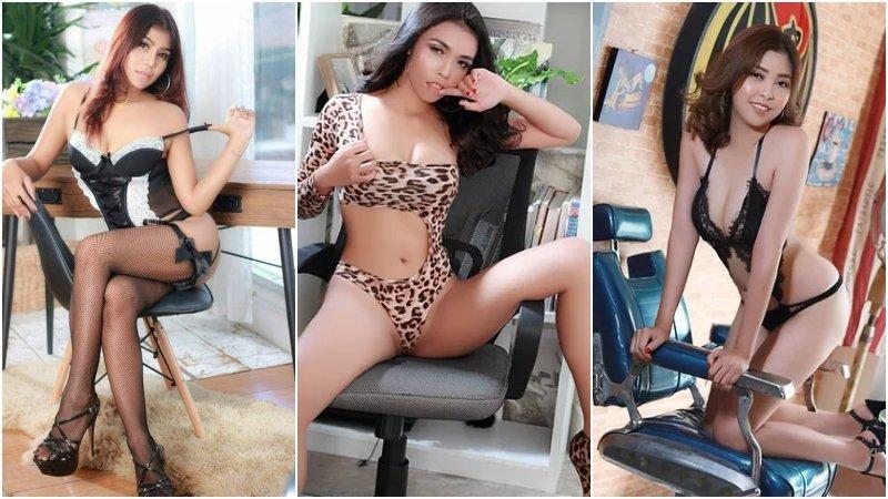 Exotic Thai girls of Paradise Massage Bangkok