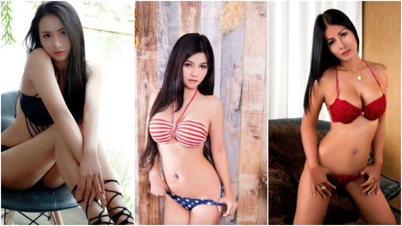 Hot Thai girls of Bangkok Passion Massage in Sukhumvit Soi 22