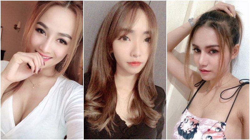 Hot white skin Asian girls from PuruPuru Massage in Bangkok Sukhumvit soi 24
