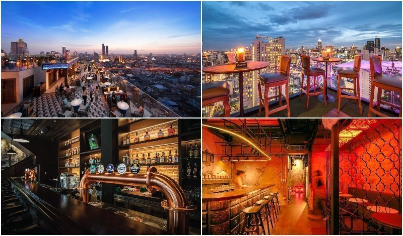 Best Bars in Bangkok