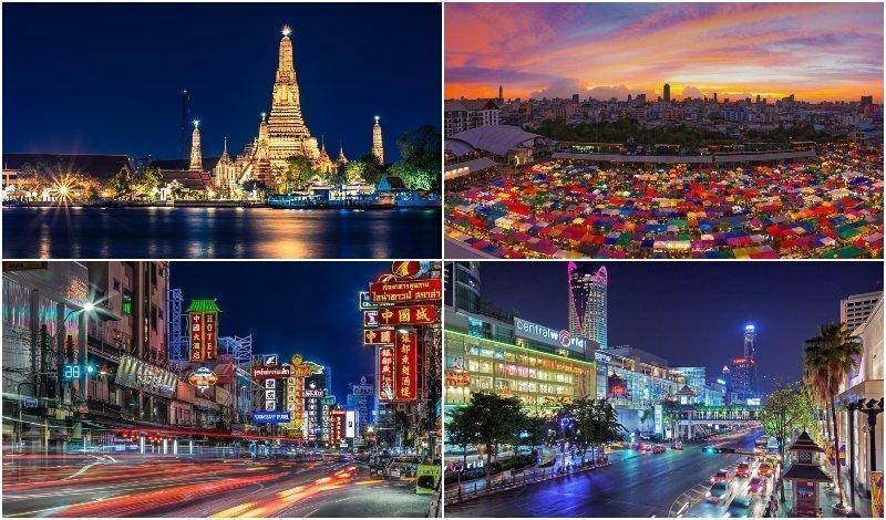 Bangkok Nightlife Areas