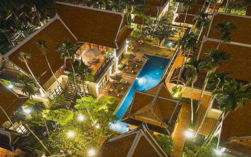 Baan Davis hotel in Bangkok