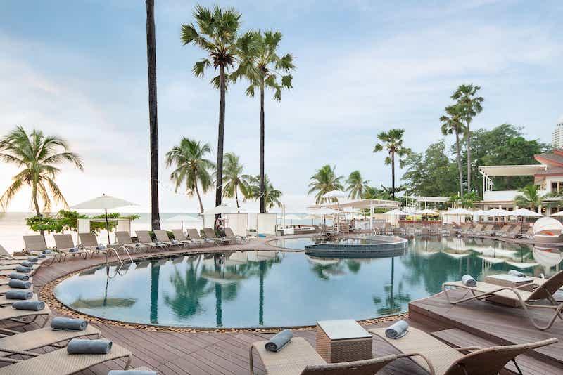 pullman hotel in Pattaya