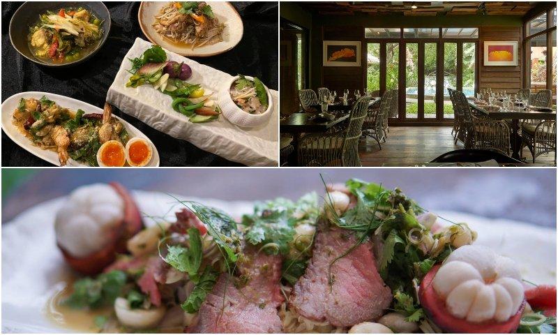 Bo.Lan restaurants and food in Thonglor area in Bangkok