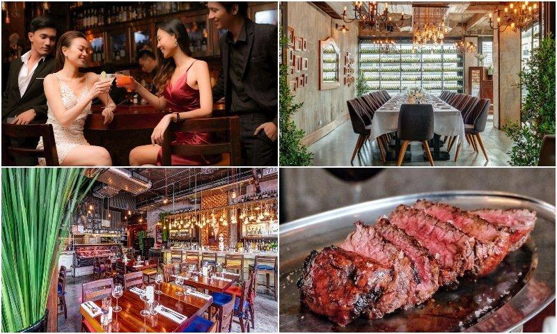 El Gaucho Thonglor restaurant and food in Bangkok