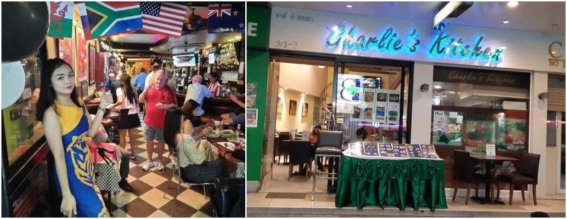 bars around Nana Plaza in Sukhumvit Soi 4 Bangkok