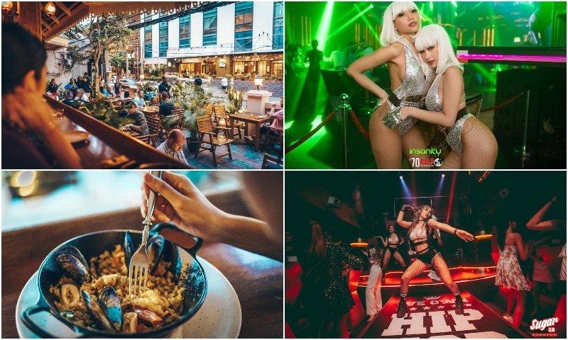 clubs and bar in Sukhumvit soi 11 Bangkok