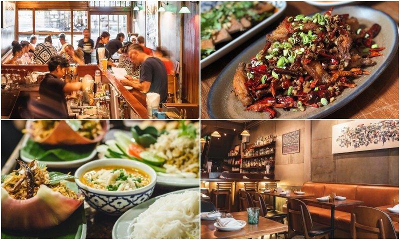 Soul Food Mahanakorn food and restaurant in Thonglor Bangkok