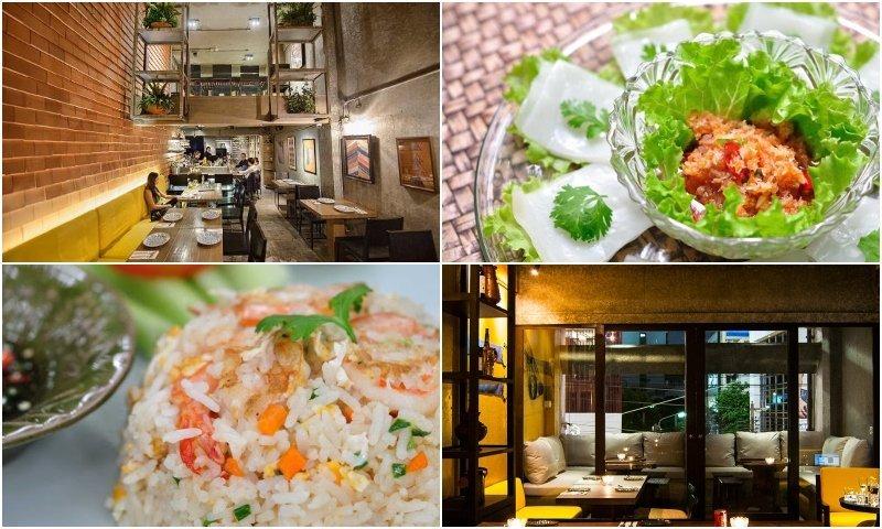 Supanniga Eating Room Thonglor restaurant and food in Bangok