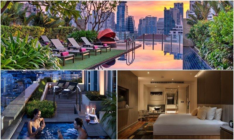 photos of hotels in Sukhumvit soi 11 Bangkok