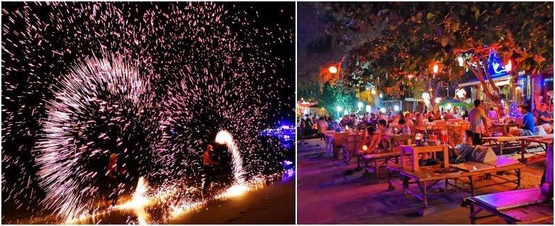 Koh Samet nightlife