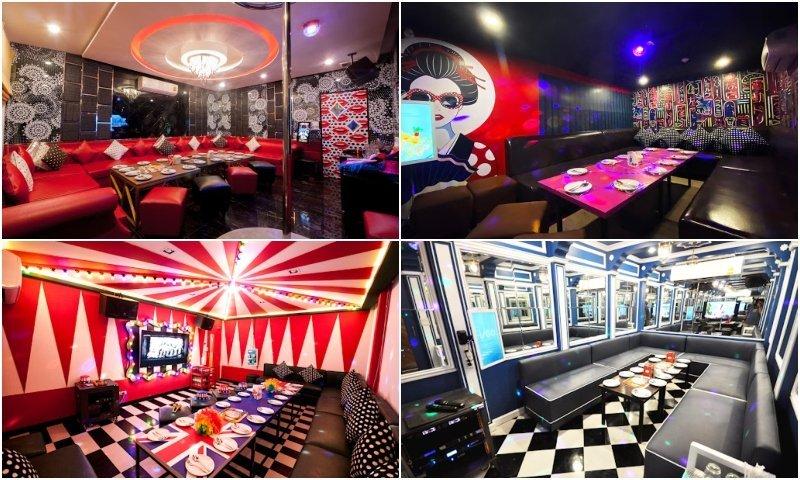 R&B karaoke rooms in Bangkok