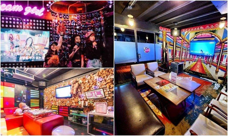 Yes R&B Karoke rooms in Bangkok