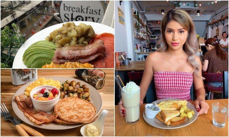 Breakfast Story, Phrom Phong