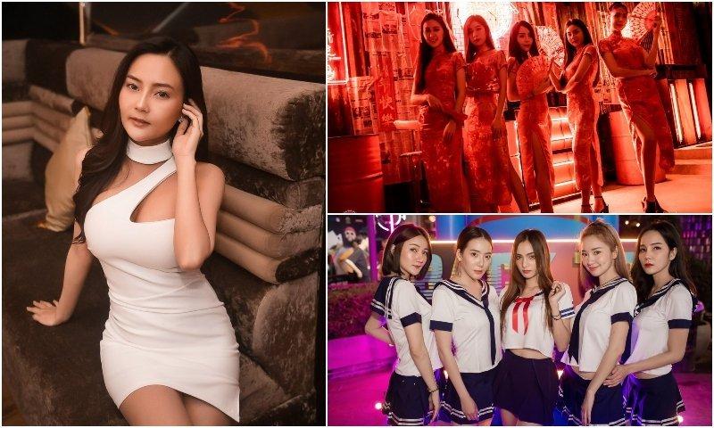 Thai freelancers at clubs