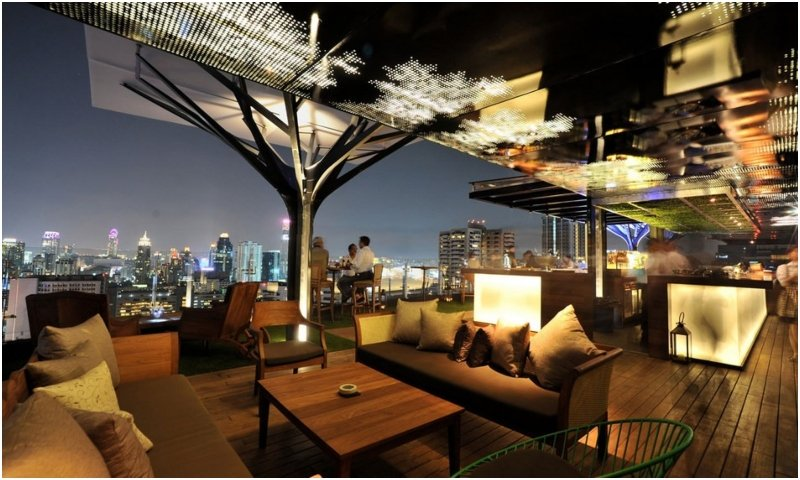 Above Eleven Rooftop Bar & Restaurant