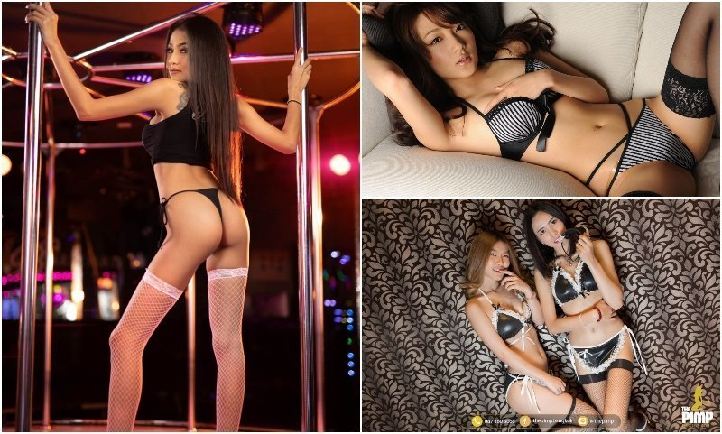 sexy thai girls at adult clubs