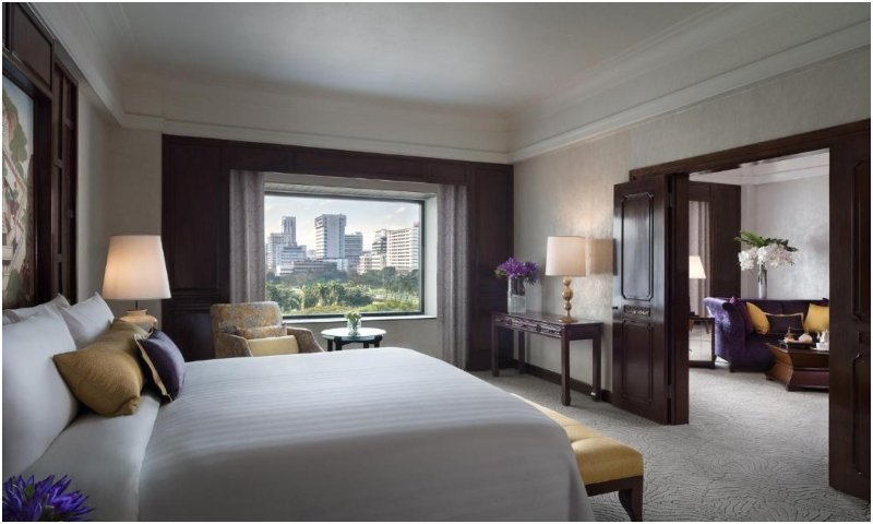 Two-Bedroom Family Suites at Anantara Siam Bangkok Hotel Two-Bedroom Family Suites
