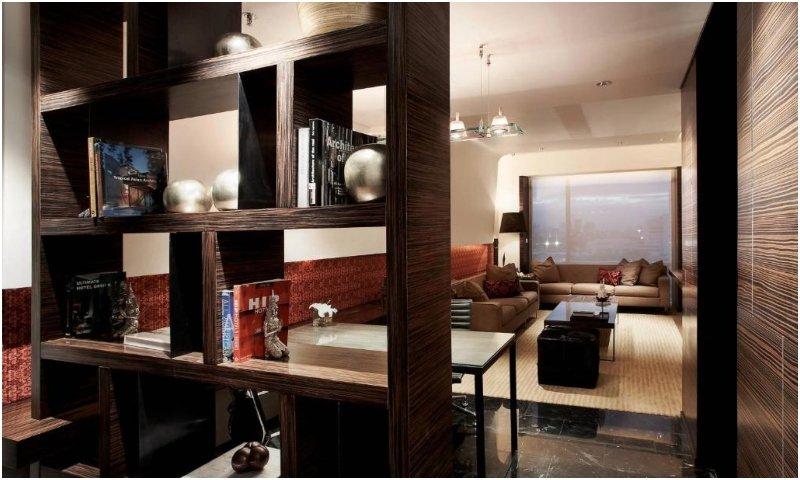 Avantec Suite lounge at Le Meridien Bangkok