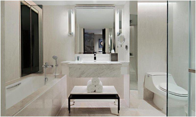 Bathroom JW Marriott Hotel Bangkok