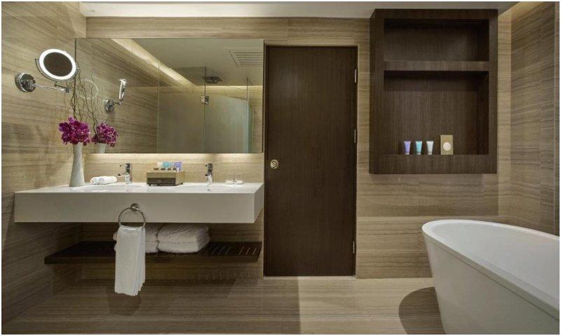 Bathroom The Landmark Bangkok