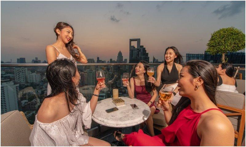 Belga Rooftop Bar & Brasserie